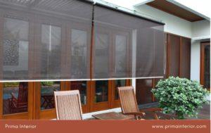 Harga Roller Blind Outdoor Terlengkap di Yogyakarta