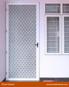 Pintu Exona / Pintu Kawat Nyamuk / Pintu Kasa Nyamuk