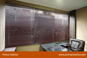 Tirai Horizontal Paling Murah : Slimline Blind