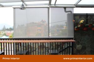 Suntex Blind Anti Air Pengamanan Terbaik Rumah Masa Kini