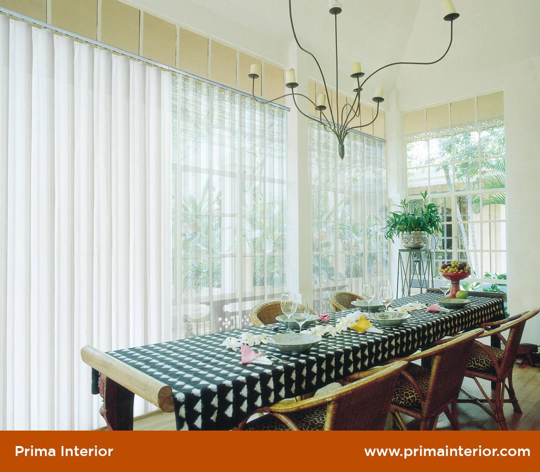 Vertical Versace Membuat Rumah Tampak Mewah dengan Satu Sentuhan