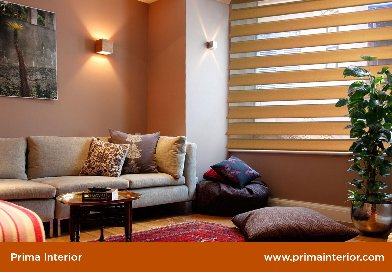 Vitrom Blind Menciptakan Ruangan Indah dengan Kesan Sederhana