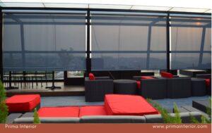 Sofa Outdoor Anti Air dengan Berbagai  Macam Desain Modern
